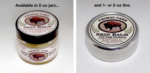 PrimalCare Skin Balm